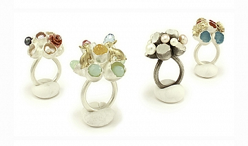 Bouquets, rings, 2012