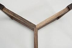 Palafitte Table, (joinery detail), 2012