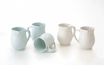 Petal Mugs - Petal Collection, 2012