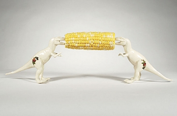 T-Rex Corn Cob Holder, 2013