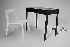 Desk & Chair, 2010