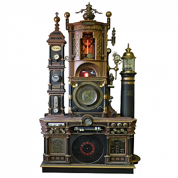 No. 4482 The Astrological Clock, 2010