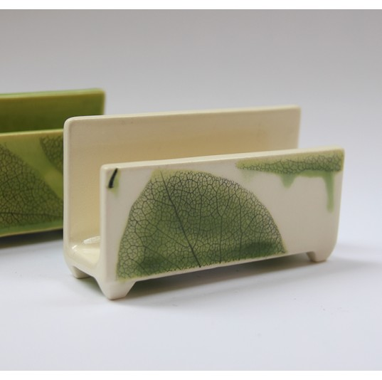 Ceramic Business Card Holders