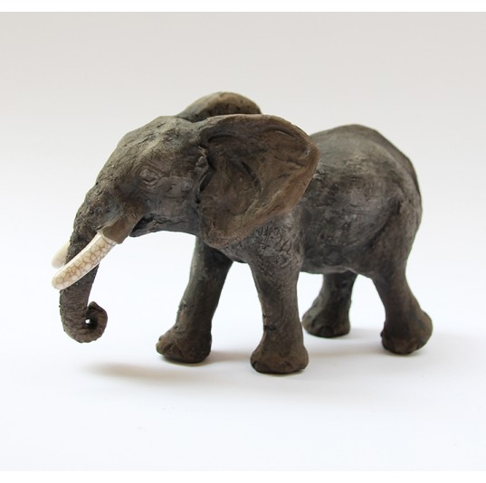 Ceramic Adult Elephant