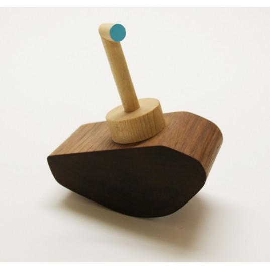 Wooden Guppy Submarine