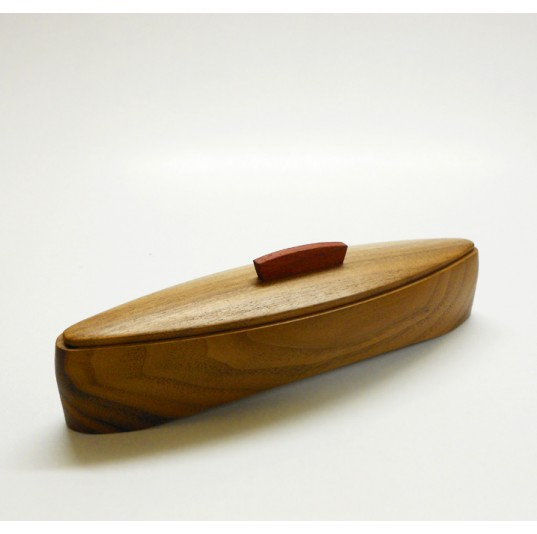 Camber Keepsake Wood Box