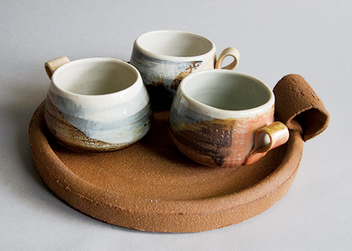 Tea for 3 Andrea Poorter